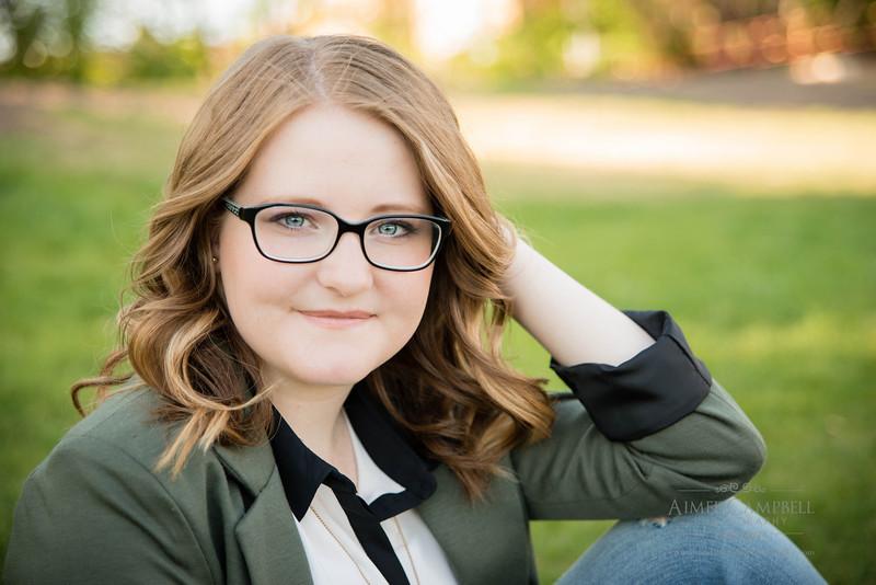 Logan Utah Senior Portraits