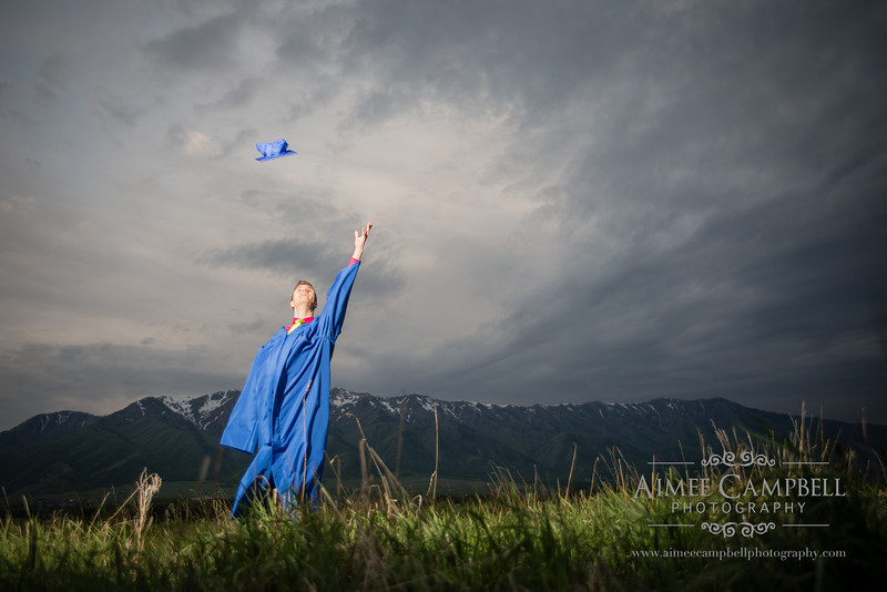 Logan Utah Senior Portraits